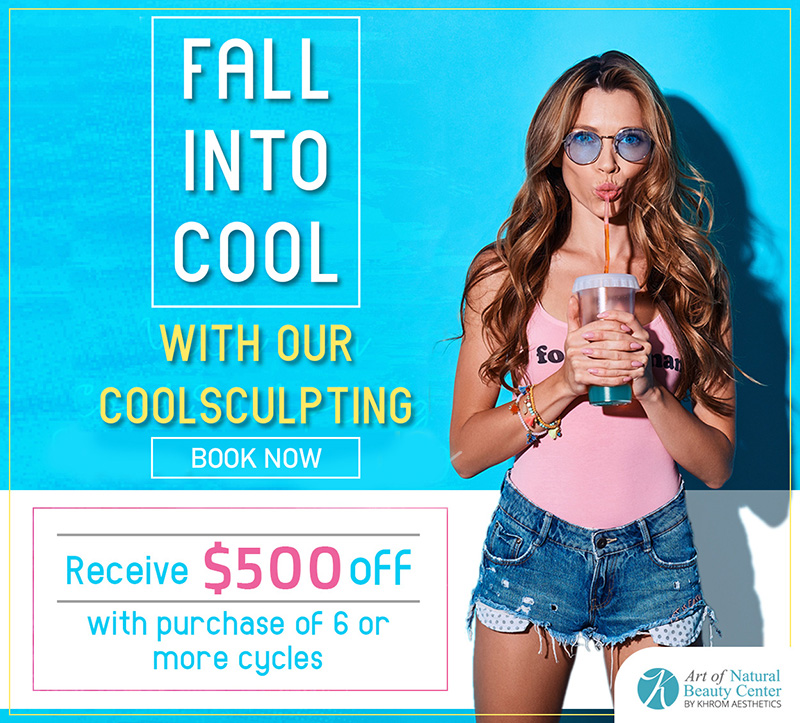 Fall into Cool Offer at Art of Natural Beauty Center