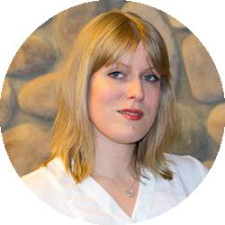 Katalin Szalma, Licensed Esthetician