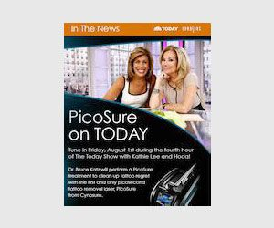 PicoSure on Today