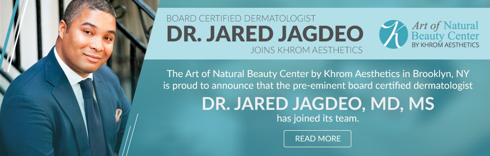 Dr. Jared Jagdeo Joins Khrom Aesthetics